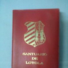 Postales: SANTUARIO DE LOYOLA LIBRITO 20 POSTALES. Lote 54120359