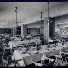 Postales: POSTAL DE VITORIA (ALAVA). HOTEL RESTAURANTE PARAMO, COMEDOR. EDICIÓN HUECOGRABADO FOURNIER. AÑOS 50. Lote 54760258