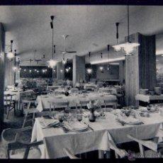 Postales: POSTAL DE VITORIA (ALAVA). HOTEL RESTAURANTE PARAMO, COMEDOR. EDICIÓN HUECOGRABADO FOURNIER. AÑOS 50. Lote 54760289