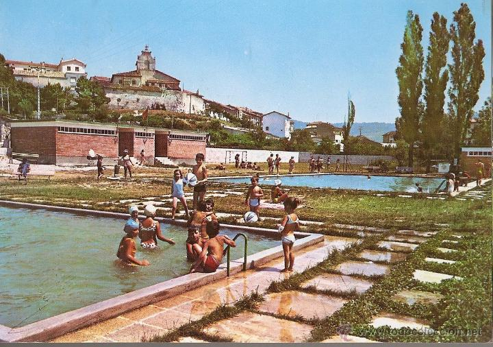 Postal salvatierra lava piscinas municipale comprar postales del pa s vasco en - Piscinas de portugalete ...
