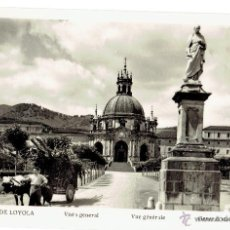 Postales: PS5168 SANTUARIO DE LOYOLA 'VISTA GENERAL'. MANIPEL. SIN CIRCULAR. Lote 46070756