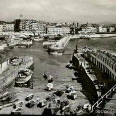 Postales: SAN SEBASTIAN (GUIPUZCOA) EL PUERTO - 1960 - ED. MANIPEL - CIRCULADA - PAIS VASCO. Lote 55237011