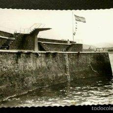 Postales: ZARAUZ (GUIPUZCOA) Nº 2 EL TRAMPOLÍN - ED. DARVI -SIN CIRCULAR- PAIS VASCO. Lote 55237781