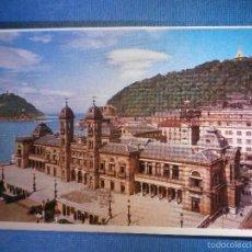 Postales: POSTAL - ESPAÑA - 7 - SAN SEBASTIAN - EL AYUNTAMIENTO - P. ESPERON - NUEVA, SIN CIRCULAR NI ESCRIBIR. Lote 56233513