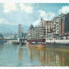Postales: BILBAO .- MUELLE DE RIPA .- EDICION GARCIA GARRABELLA Nº 2207. Lote 56743484