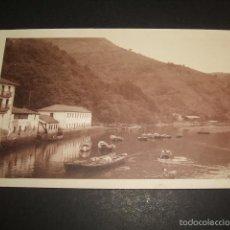 Postales: PASAJES DE SAN JUAN GUIPUZCOA POSTAL FOTOGRAFICA AÑOS 20. Lote 56872198