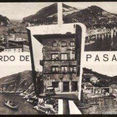 Postales: RECUERDO DE PASAJES.- (GUIPUZCOA). Lote 56938903