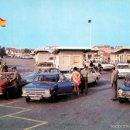 Postales: IRUN - PUENTE INTERNACIONAL DE SANTIAGO Y ADUANA 1971 - MANIPEL Nº23 - COCHES. Lote 57303560
