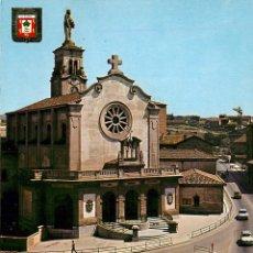Postcards - Baracaldo - Iglesia Parroquial 1969 - Escudo De Oro Nº17 - siata 600 formichetta - 57303652