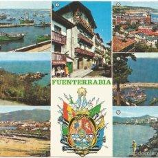 Postales: ** PW886 - POSTAL - FUENTERRABIA - VARIAS VISTAS. Lote 57315438