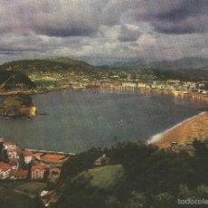 Postales: ** PW894 - POSTAL - SAN SEBASTIAN - VISTA GENERAL DESDE IGUELDO. Lote 57315479