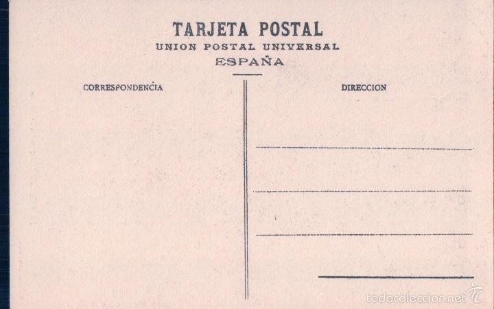 Postales: POSTAL FUENTERRABIA .- CALLE MAYOR. TIBURCIO BERROTARAN - Foto 2 - 57486629