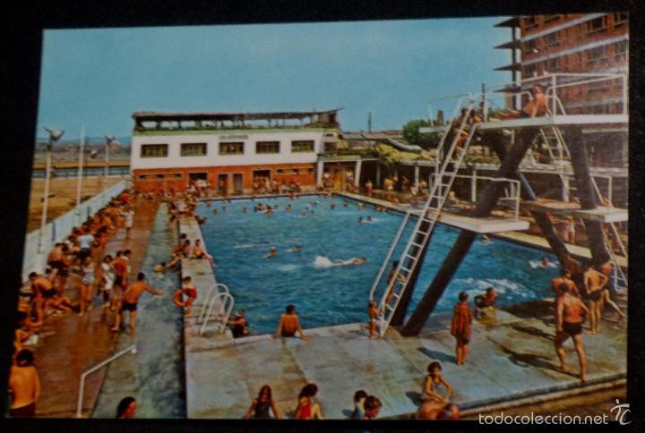 Postal portugalete piscina municipal n 7266 ex comprar postales del pa s vasco en - Piscinas de portugalete ...