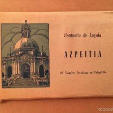 Postales: SANTUARIO DE LOYOLA - AZPEITIA - GUIPUZCOA. Lote 57626558