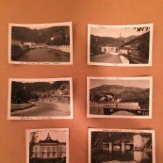Postales: GUIPUZCOA - BALNEARIO DE CESTONA - 6 FOTOGRAFIAS ANTIGUAS - 1920. Lote 57627351