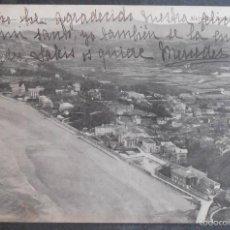 Postales: (47966)POSTAL ESCRITA,VISTA GENERAL,ZARAUZ,GUIPÚZCOA,PAIS VASCO. Lote 57683085