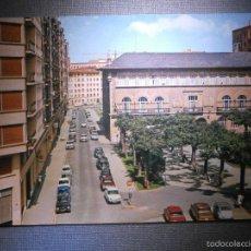 Postales: POSTAL - ESPAÑA - VITORIA - 25 PLAZA DEL CONDE DE PEÑAFLORIDAY CALLE LANDAZURI - GARCIA GARRABELLA -. Lote 57708626