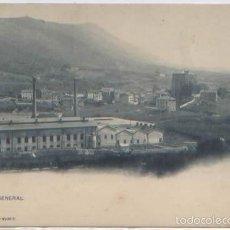 Cartes Postales: POSTAL LEZO VISTA GENERAL ED. HAUSER Y MENET N° 920 PRECURSOR SIN DIVIDIR GUIPUZCOA. Lote 57776574