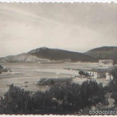 Postales: POSTAL PLENCIA PUERTO DESDE PALANQUETA ED. MAITE N° 153 VIZCAYA . Lote 57776769