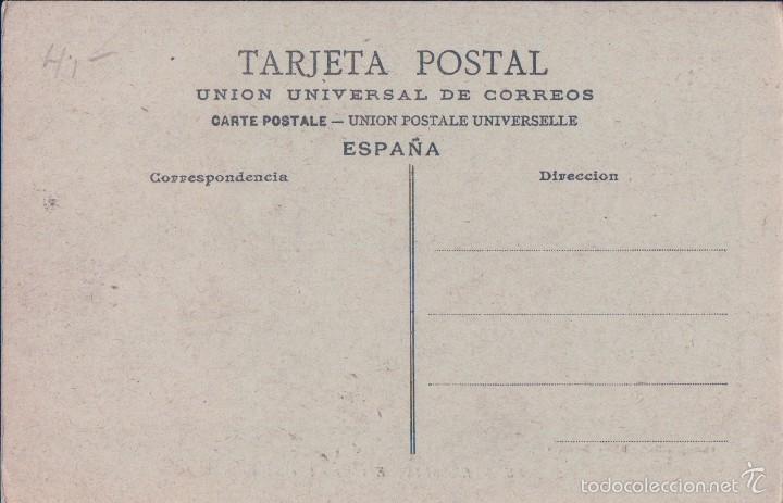 Postales: POSTAL FUENTERRABIA - ENTRADA A LA CIUDAD - M.D MARCEL DALBOY 50 - Foto 2 - 57820473