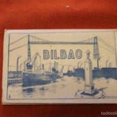 Postales: 10 POSTALES BILBAO, EDICIONES GARCIA GARRABELLA, AÑOS 60,. Lote 58237272