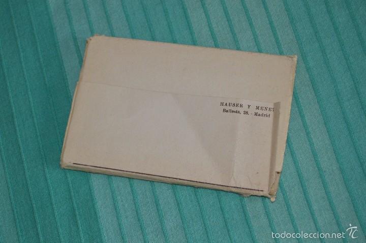 Postales: Librito, 20 Tarjetas POSTALES - Museo de San Telmo, San Sebastián - Serie II - Hauser y Menet Madrid - Foto 2 - 58362478
