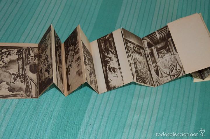 Postales: Librito, 20 Tarjetas POSTALES - Museo de San Telmo, San Sebastián - Serie II - Hauser y Menet Madrid - Foto 3 - 58362478