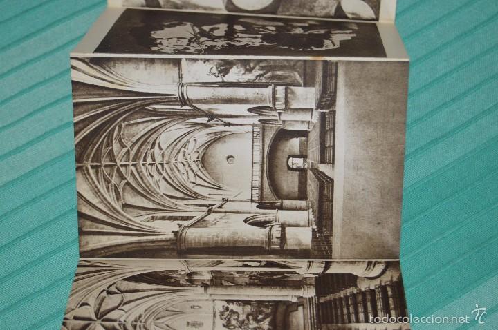 Postales: Librito, 20 Tarjetas POSTALES - Museo de San Telmo, San Sebastián - Serie II - Hauser y Menet Madrid - Foto 4 - 58362478