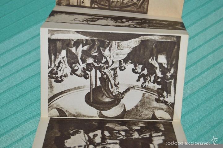 Postales: Librito, 20 Tarjetas POSTALES - Museo de San Telmo, San Sebastián - Serie II - Hauser y Menet Madrid - Foto 5 - 58362478