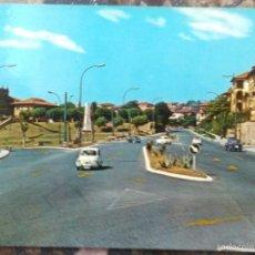 Postales: ALGORTA - PLAZA DEL TRIANGULO. Lote 58409920