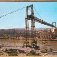Postales: BILBAO - PUENTE DE VIZCAYA. Lote 58418961