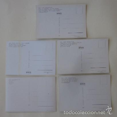 Postales: LOTE DE 5 POSTALES DE SAN SEABSTIAN - Foto 4 - 59000960