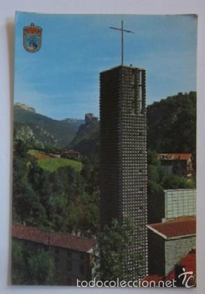 POSTALDE ARANTZAZU (Postales - España - País Vasco Moderna (desde 1940))