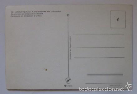 Postales: POSTALDE ARANTZAZU - Foto 2 - 59121440