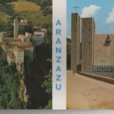 Postales: POSTAL-ARANTZAZU-VISTA GENERAL. Lote 60319223