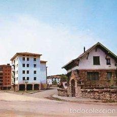 Postales: GUIPUZCOA OÑATE ENTRADA A LA VILLA. ED. FOTO GAR 25. AÑOS 60. SIN CIRCULAR. Lote 61350812