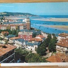 Cartoline: FUENTERRABIA - VISTA PARCIAL. Lote 63553820