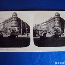 Postkarten - (ES-028) BILBAO - PLAZA CIRCULAR - 63822795