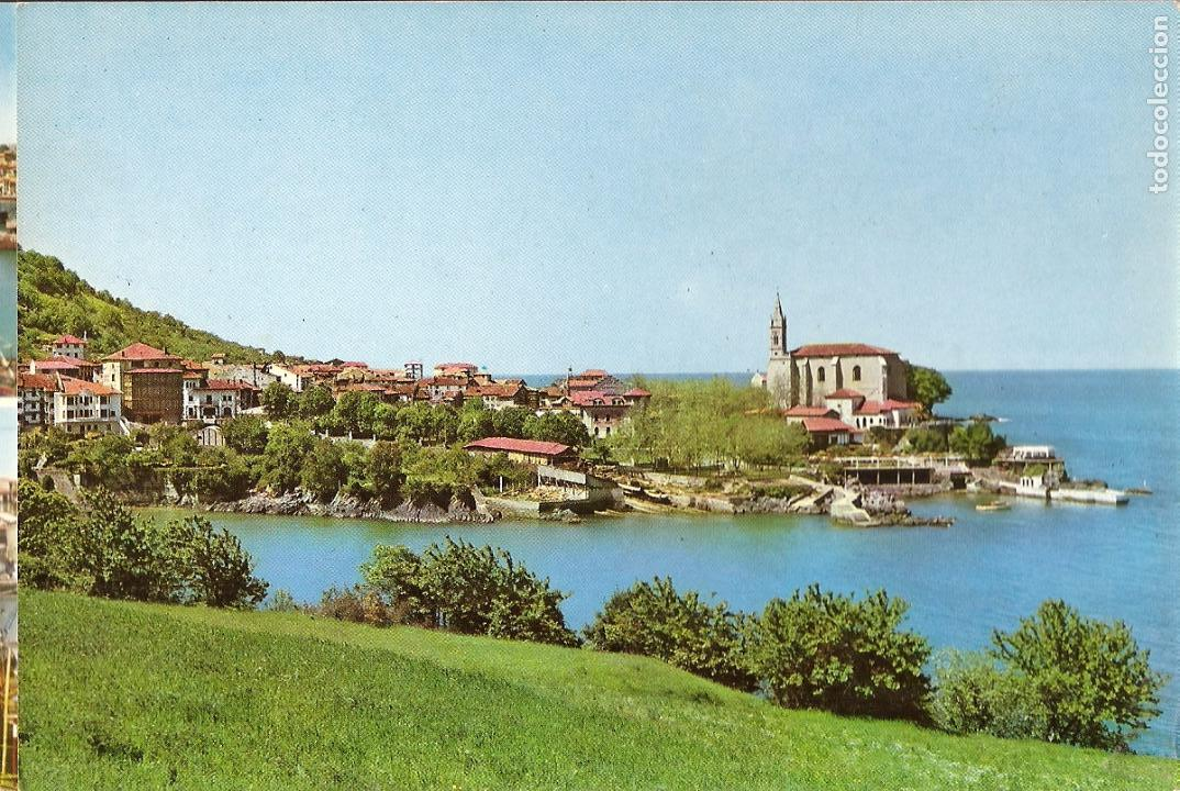 POSTAL, MUNDACA, VIZCAYA, VISTA GENERAL, SIN CIRCULAR (Postales - España - País Vasco Moderna (desde 1940))