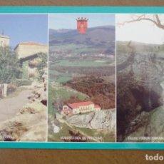 Postales: 4 POSTALES - LA CUADRILLA DE ZUIA - DIPUTACION FORAL DE ALAVA. Lote 65940214