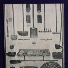 Postales: POSTAL DE SAN SEBASTIAN. MUSEO MUNICIPAL DE SAN SEBASTIAN. N°5 CARBONERO. 1910-20.. Lote 68494985