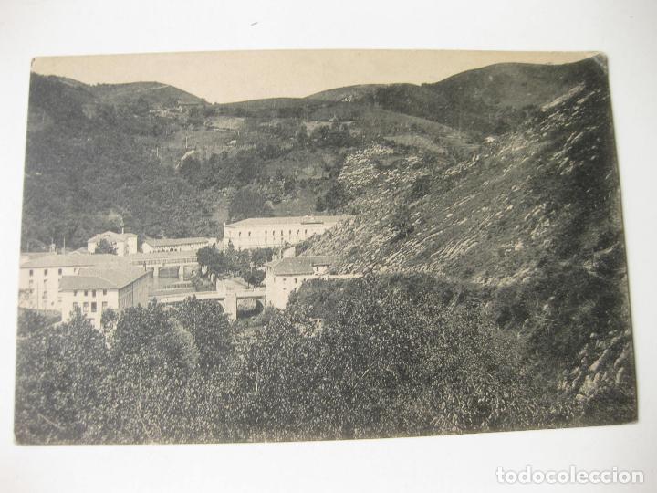 TARJETA POSTAL DE CESTONA. VISTA GENERAL DEL BALNEARIO. EDICION BLASA DE QUEREJETA (Postales - España - Pais Vasco Antigua (hasta 1939))