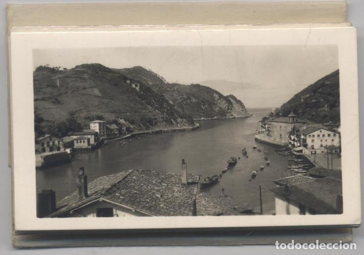 Postales: LIBRO DE 15 POSTALES-FOTOGRAFIAS ARTISTICAS RECUERDO DE SAN SEBASTIAN-FOTO GALARZA - Foto 5 - 70116641