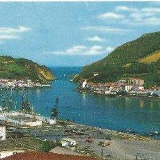 Postales: ** PP109 - POSTAL PANORAMICA - PASAJES - ENTRADA AL PUERTO - RF. C50. Lote 70156749