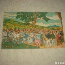 Postales: CASA LUX N° 5 , ILUSTRADA POR JOSE ARRUE , SIN CIRCULAR. Lote 72149611