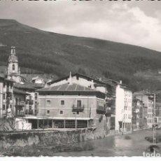 Postales: VALMASEDA - VISTA PARCIAL - Nº 2 EXCLUSIVAS ANTUAÑO FOTO RUEDA. Lote 72293511