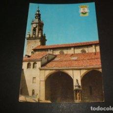 Postales: VITORIA IGLESIA DE SAN MIGUEL. Lote 73022899