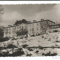 Postales: SOBRÓN - RESIDENCIA ORTIZ DE ZARATE. VISTA GENERAL - Nº 18 EDICIONES ARRIBAS. Lote 74300367