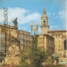 Postcards - POSTAL,VITORIA, PLAZA VIRGEN BLANCA, ED. GARRIDO, SIN CIRCULAR - 75822375