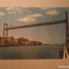 Postales: POSTAL PUENTE DE VIZCAYA (VIZCAYA). Lote 76411523